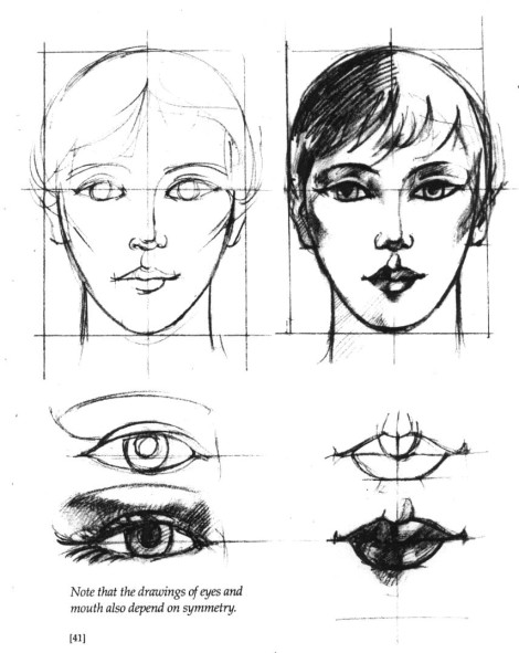 how to draw human figures quickly